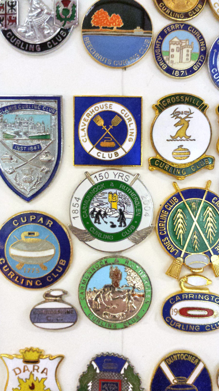 Badges on Display